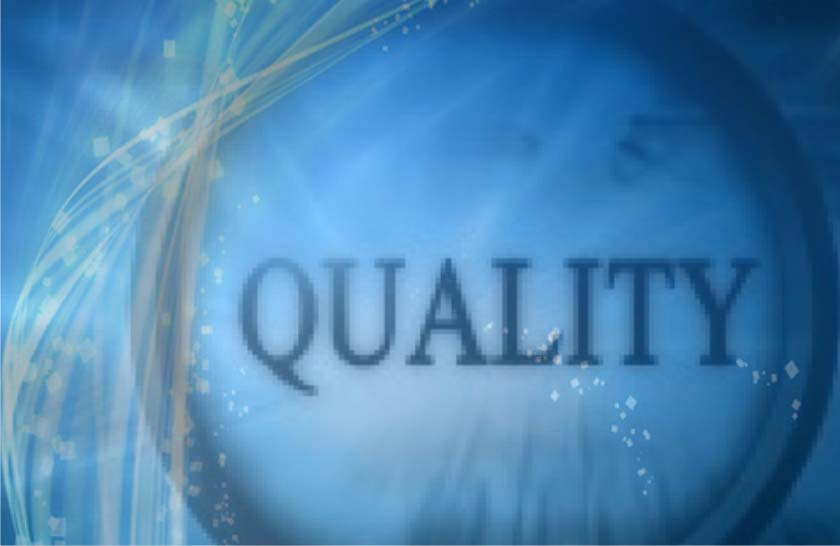Quality and Systems