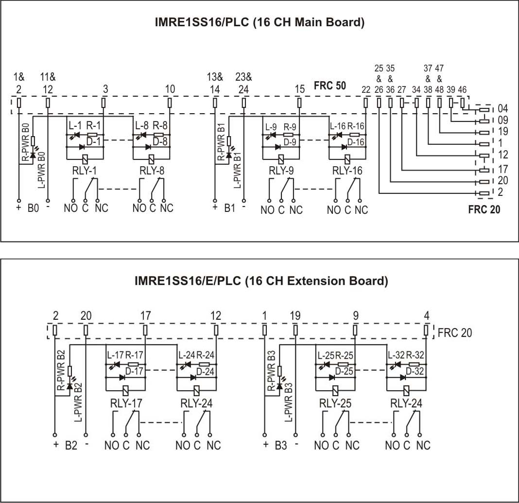 logo wiring diagram wiring diagram 1971 honda 750 four imre1ss16/plc : 32 i/o interface module for siemens ... #14