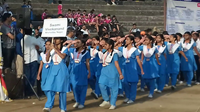 24th Dombivli Olympics 2016-17 Supported by Connectwell