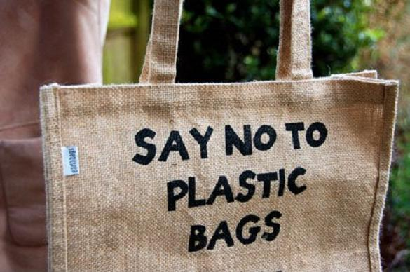 Say No To Plastic Bags  - Connectwell Social Connect